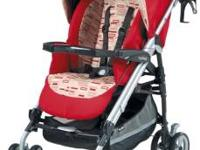 Brand New Peg perego stroller for sale!...beautiful