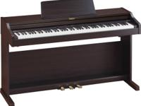 Great beginner's piano with complete, 88-key keyboard,