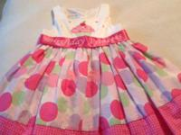 New! So adorable! Prefect dress for birthday girl! Just
