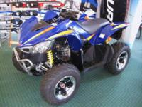 NEW! REDUCED PRICE!! 2010 Kymco Maxxer 375 (Blue or