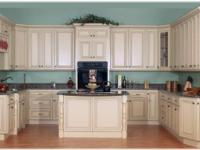 DL Cabinetry Hammond showroom, located at 14211 Hwy 190
