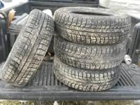 I have a comprehensive set of x ice tires that are