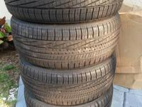 Set of 4245/45 / 19 Goodyear Eagle RS-A2 Tires. They