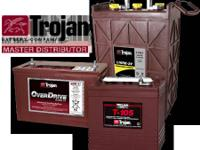 We have the largest selection of Golf Cart Batteries in