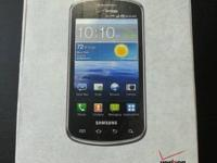 New still with box, Verizon No Contract Samsung Galaxy