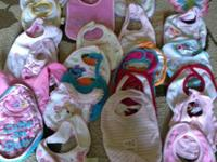 Various items for newborn girl and some time after!