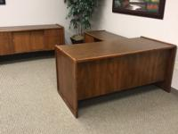 Newer Executive Office Furniture set, including: