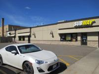 Commercial area offered at the crossway of 169 and 210
