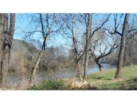 2.46 acre tract on the French Broad River in Newport,