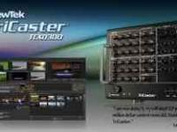 Newtek Tricaster TCXD300 and switcher for sale, the