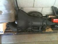 I HAVE A REBUILT TURBO 350 AUTOMATIC TRANSMISSION FOR