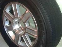 1 NEXEN ROADIAN HT TRUCK TIRE TAKEN OFF A 2005 CADILLAC