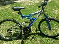"next power climber 24"" 18 speed"