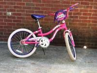 great bike for a young girl good condition !!!