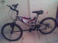 Si estoy vendiendo una bicicleta next mako en $35 para