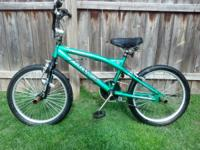 has new tires and tubes....in good condition...call or