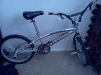 I have a Next freestyle bike for sale. Just needs new