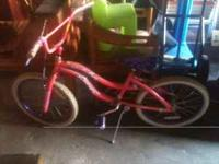 NEXT - PINK GIRLS BIKE $10 Call  Delivery Available See