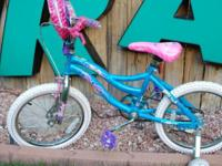 The Next Misty Girls' Bike offers your little girl a