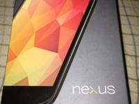 Nexus for brand-new LG ? E960 black phone 8GB with
