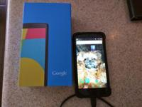 Nexus 5 (32GB Black). 1 years of age. Android variation
