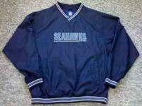 Seattle Seahawks Official NFL Team Apparel ~ Jacket,