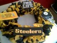 I can make any NFL or College team wreath that you