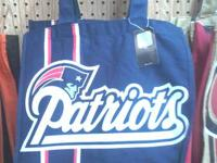 NFL TOTE BAGS >>> $6.00 SAN FRANCISCO 49 ers - NEW