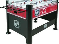 I am selling a great NHL hockey table that my son got