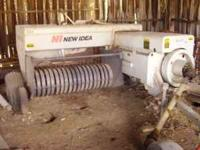 New Idea 551 Square baler, original owners, bought new