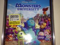 Offering a Collector's Edition Monster's University Blu