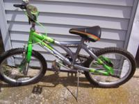(SURGE NEXT) GOOD CONDITION BIKE, HAS A HAND BREAK,