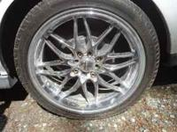 HAVE LIKE NEW NO RUST, NO CURB DAMAGE UNIVERSAL HONDA