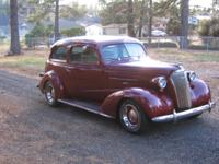 good 1937 chevy 2 door sedan. One of the most demanded