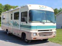 1996 Fleetwood Southwind Storm, 30 ft., Ford chassis