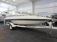 NICE 1996 GLASTRON 185 GS! A 175 hp 4.3L V6 Mercruiser