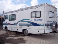 We have up for sale our 1998 Allegro 25' Class A