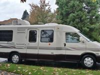 2000 Winnebago Rialta VW 22HD Model   Only Has