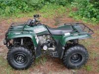 2003 Yamaha Big Bear 400 2x4. Nice Big Bear looks and