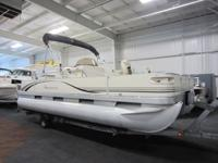 NICE 2006 BENNINGTON 2075 FSI WITH ONLY 129 ENGINE