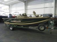 NICE 2006 POLAR KRAFT KODIAK V188 SC WITH ONLY 129