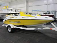 NICE 2006 SEA-DOO 150 SPEEDSTER WITH ONLY 45 ENGINE