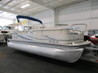 NICE 2007 LOWE SUNCRUISER 200 TRINIDAD WITH ONLY 118