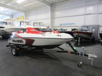 NICE 2007 SEA-DOO 150 SPEEDSTER WITH ONLY 100 ENGINE