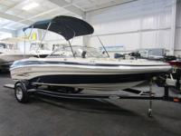 NICE 2007 TAHOE Q4 FS BOWRIDER WITH ONLY 37 ENGINE