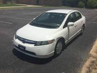 For sale 2008 Honda civic for $1900 interested person