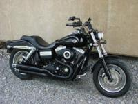 2009 Harley Davidson FXDF Fat Bob. Super sharp looking