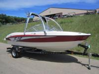 NICE 2011 BAYLINER 185 BR FLIGHT! A 190 hp Mercruiser