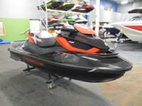 NICE 2011 SEA-DOO RXT-X aS 260 WITH ONLY 76 HOURS!