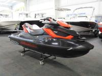 NICE 2011 SEA-DOO RXT-X aS 260 WITH ONLY 82 HOURS!
